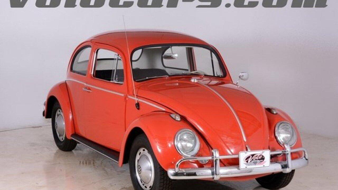 1960 Volkswagen Beetle for sale near Volo, Illinois 60073 - Classics ...