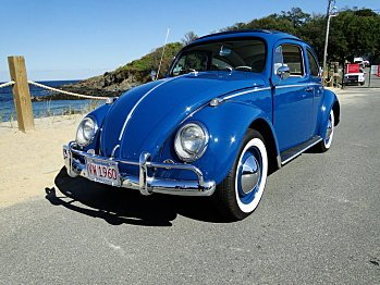 1960 Volkswagen Beetle for sale 100913106