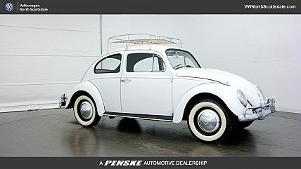 1960 Volkswagen Beetle for sale 100944001