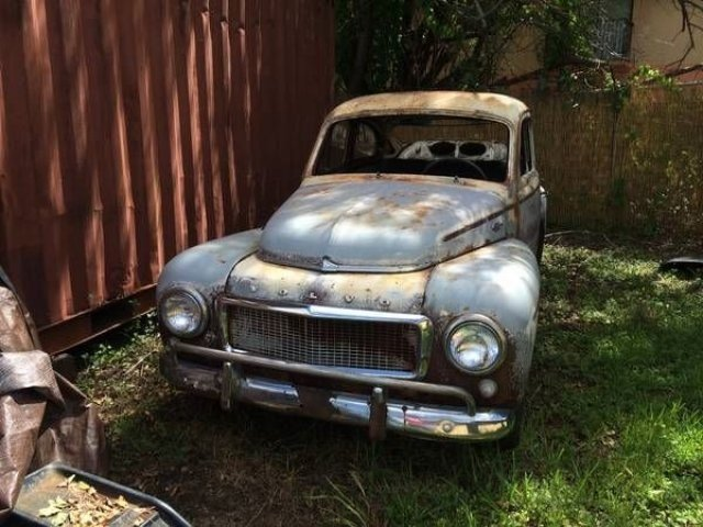 1960 Volvo PV544 for sale 100824409