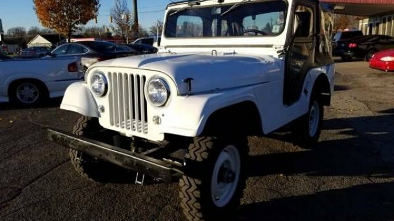 1960 Willys Other Willys Models for sale 100940105