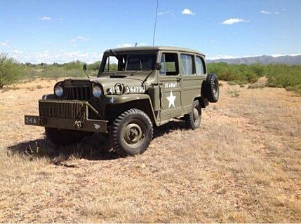 1960 Willys Other Willys Models for sale 101008924