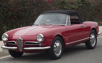Alfa Romeo Giulietta Classics For Sale Classics On Autotrader - Alfa romeo giulietta 1960 for sale
