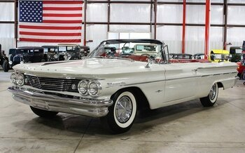 1960 pontiac Bonneville for sale 100906481