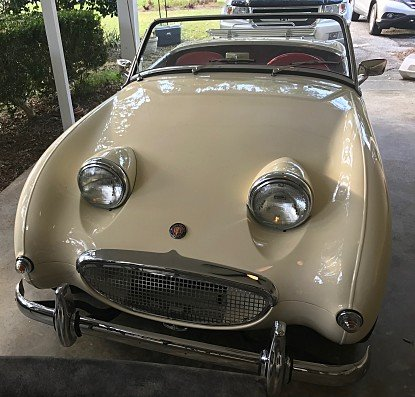 1961 Austin-Healey Sprite for sale 100937493