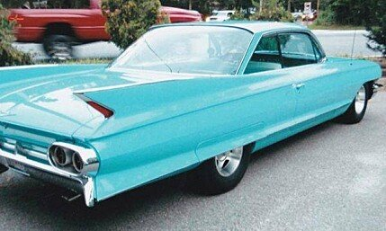 1961 Cadillac De Ville for sale 100780097