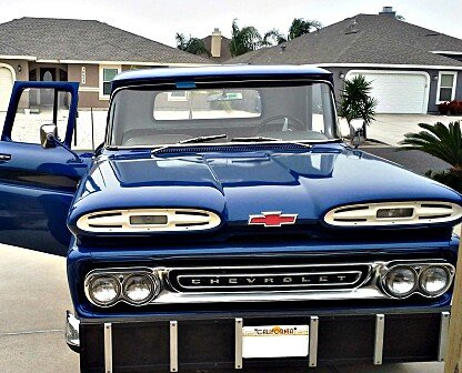 1961 Chevrolet Apache for sale 100859742