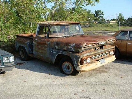 1961 Chevrolet Apache for sale 100927116