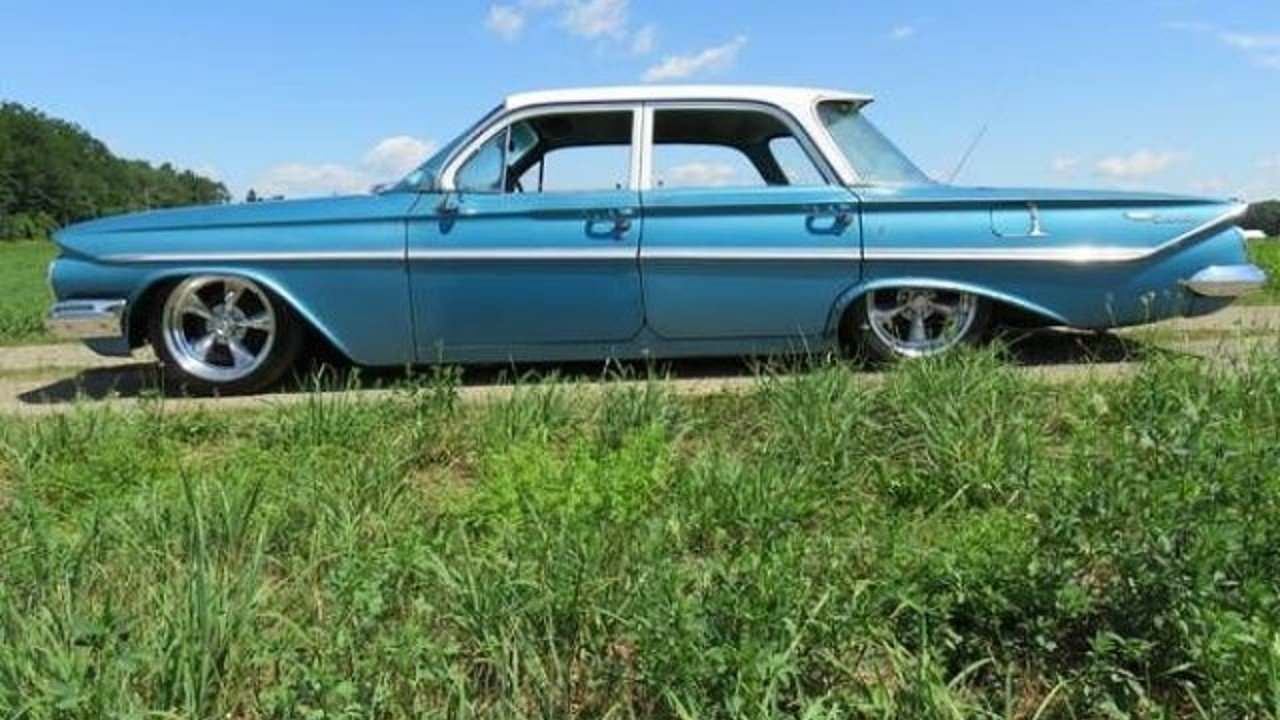 1961 Chevrolet Bel Air for sale 100890465