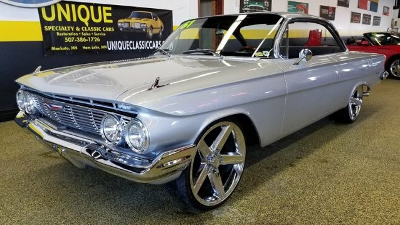 1961 Chevrolet Bel Air for sale 100952351