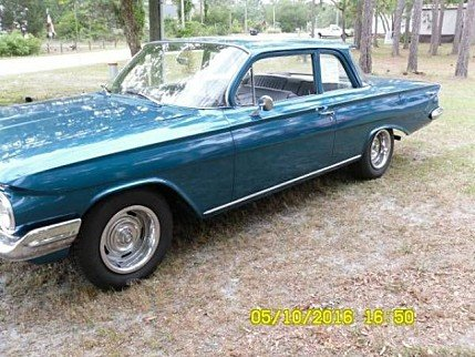 1961 Chevrolet Biscayne for sale 100825812