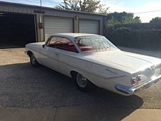 1961 Chevrolet Biscayne for sale 100826005