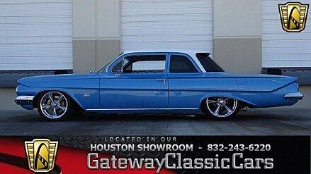 1961 Chevrolet Biscayne for sale 100798637
