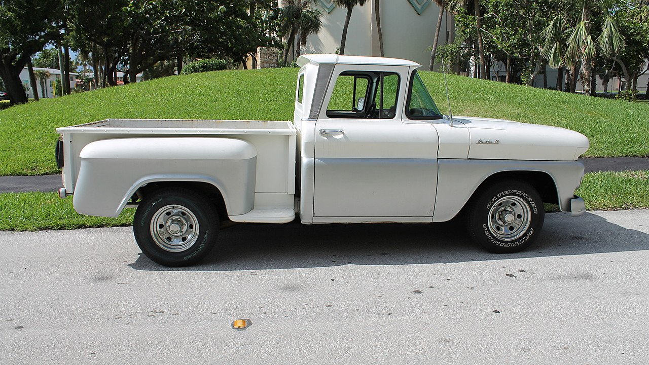 1961 Chevrolet C K Truck 2wd Regular Cab 2500 For Sale Near Fort Pick Up 100927565