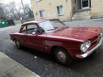 1961 Chevrolet Corvair for sale 100870080
