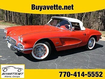 1961 Chevrolet Corvette for sale 100821513