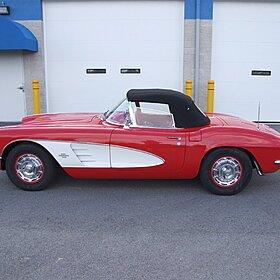 1961 Chevrolet Corvette for sale 100768840