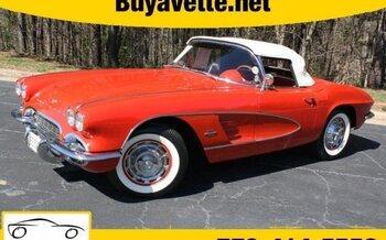 1961 Chevrolet Corvette for sale 100821513