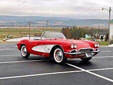 1961 Chevrolet Corvette for sale 100940443