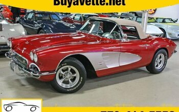 1961 Chevrolet Corvette for sale 100942574
