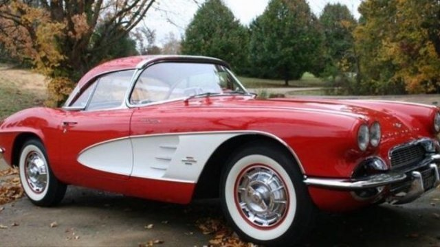 1961 Corvette For Sale >> 1961 Chevrolet Corvette Classics For Sale Classics On Autotrader