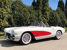 1961 Chevrolet Corvette for sale 100981183