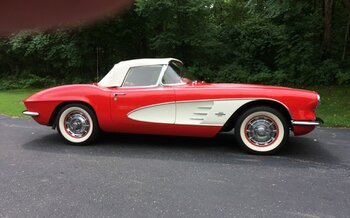 1961 Chevrolet Corvette for sale 101016623
