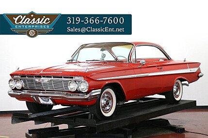 1961 Chevrolet Impala for sale 100796301