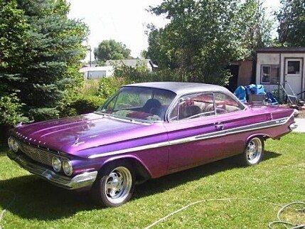 1961 Chevrolet Impala for sale 100826961