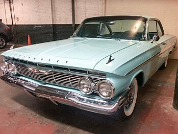 1961 Chevrolet Impala for sale 100843746