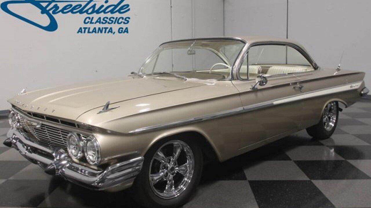 1961 Chevrolet Impala for sale near Lithia Springs, Georgia 30122 ...