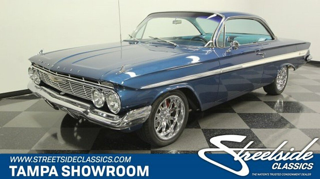1961 Chevrolet Impala for sale 101002075