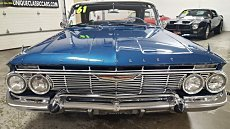 1961 Chevrolet Impala for sale 100888879