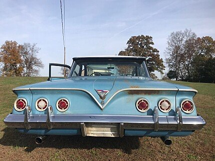 1961 Chevrolet Impala Sedan for sale 100925424