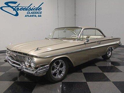 1961 Chevrolet Impala for sale 100945727