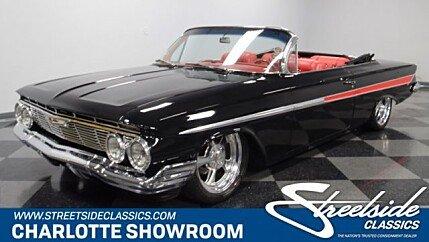 1961 Chevrolet Impala for sale 100978192
