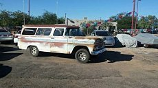 1961 Chevrolet Suburban for sale 100826947