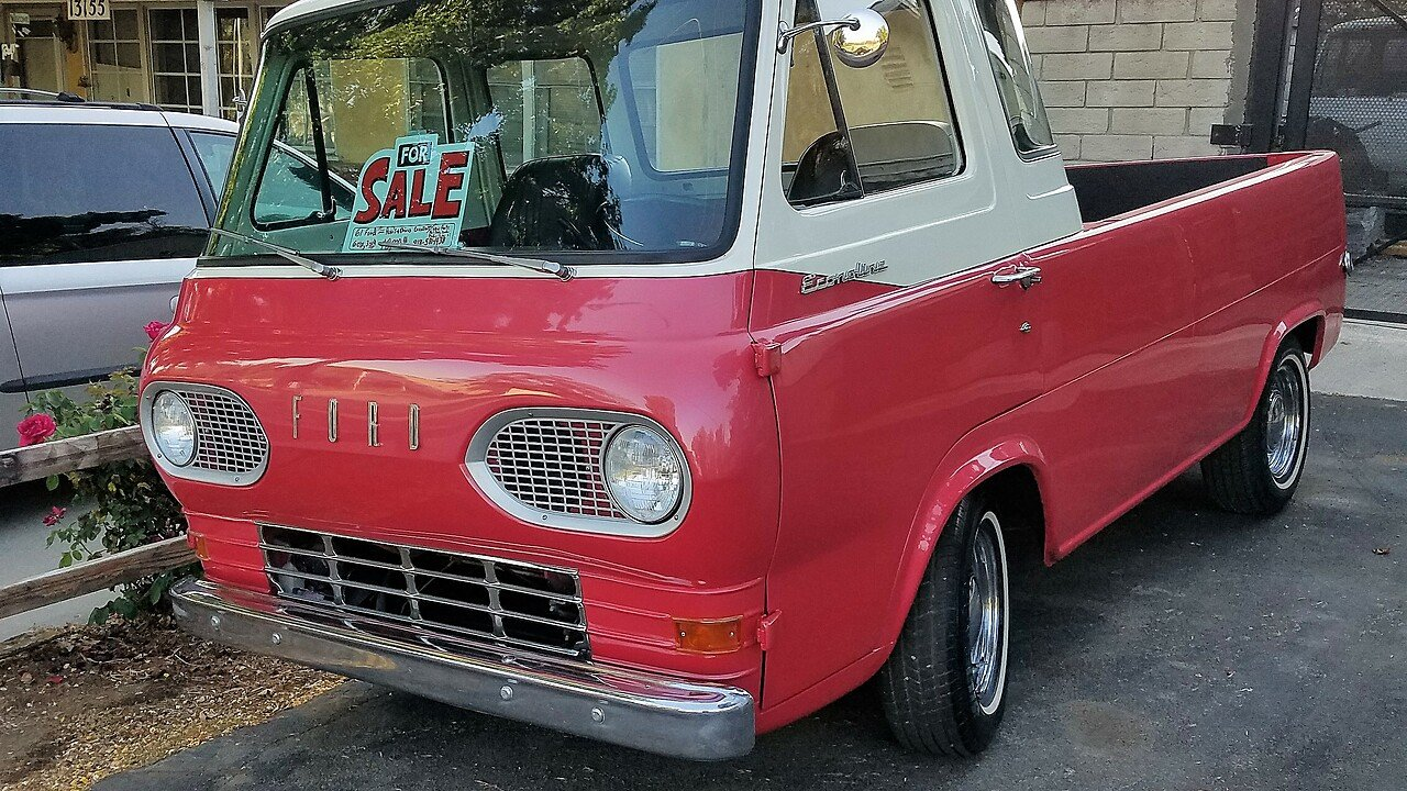 1961 Ford Econoline Pickup for sale 100881808