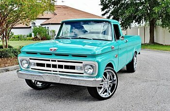 1961 Ford F100 for sale 100755542