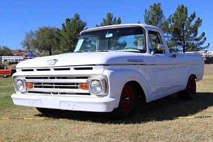 1961 Ford F100 for sale 100844289