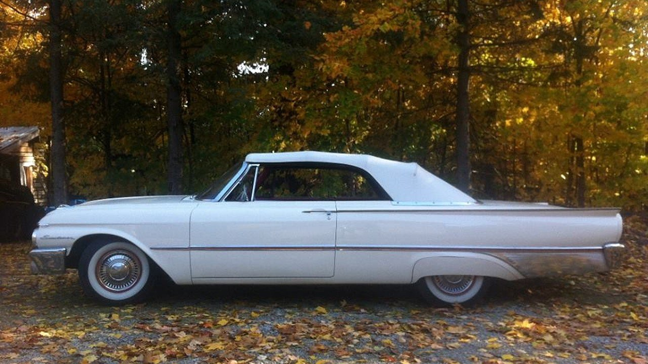 1961 Ford Galaxie for sale 100905369