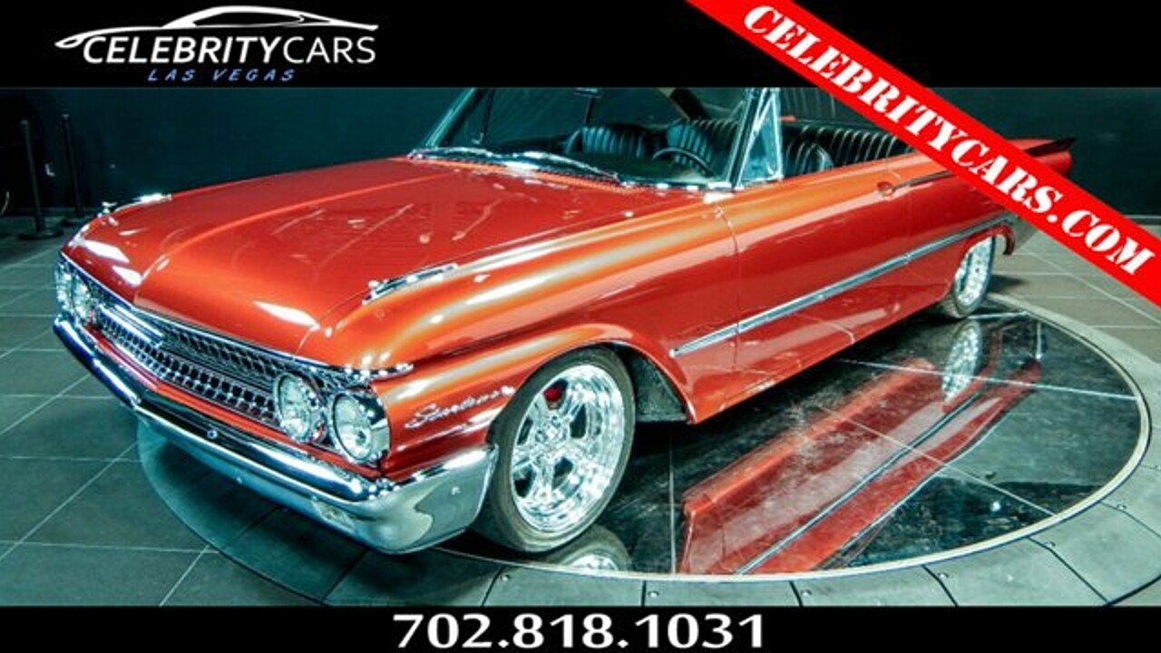 1961 Ford Galaxie for sale near Las Vegas, Nevada 89139 - Classics ...
