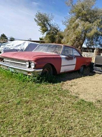1961 Ford Galaxie for sale 101008936