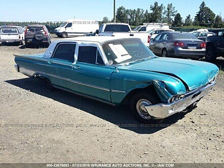 1961 Ford Galaxie for sale 101015675