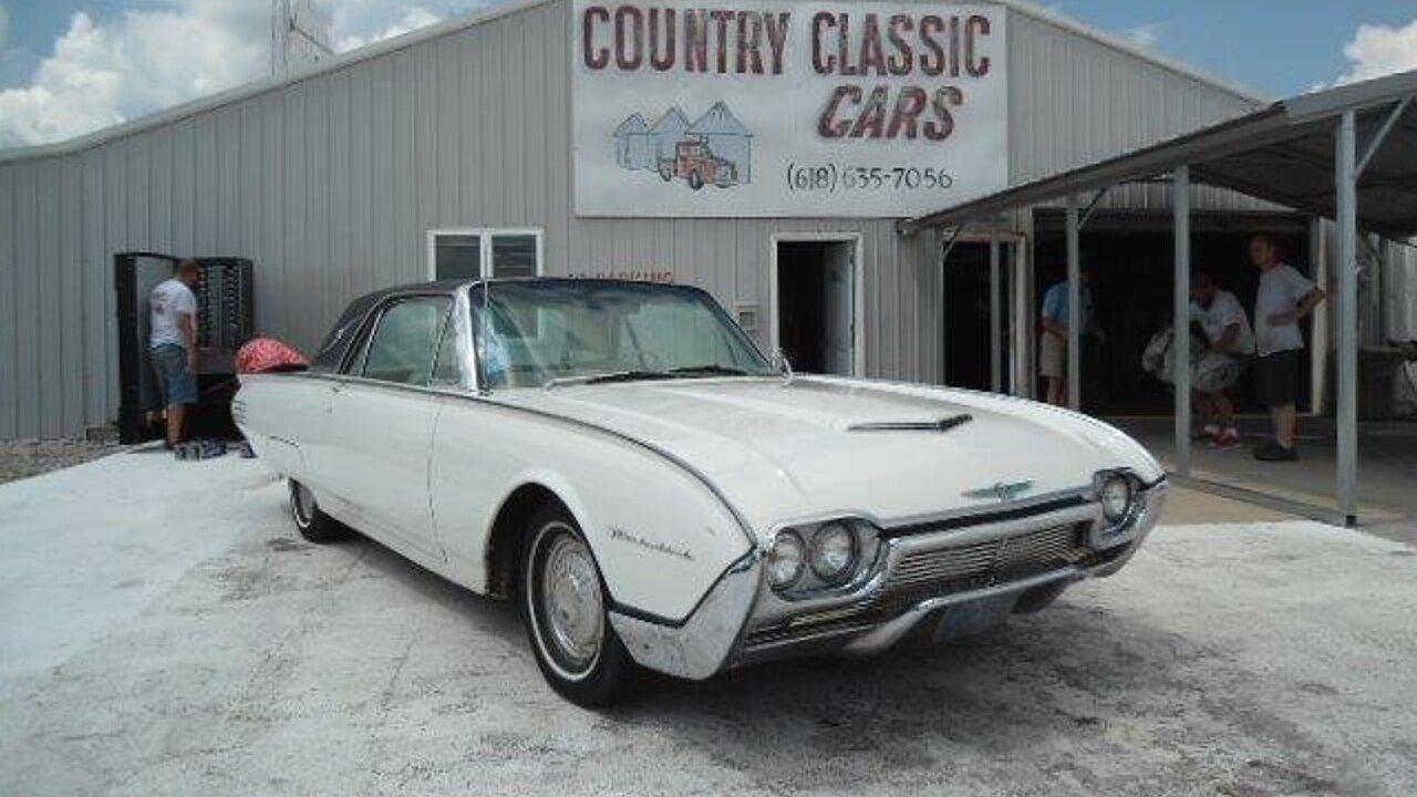 1961 Ford Thunderbird for sale near Staunton, Illinois 62088 ...