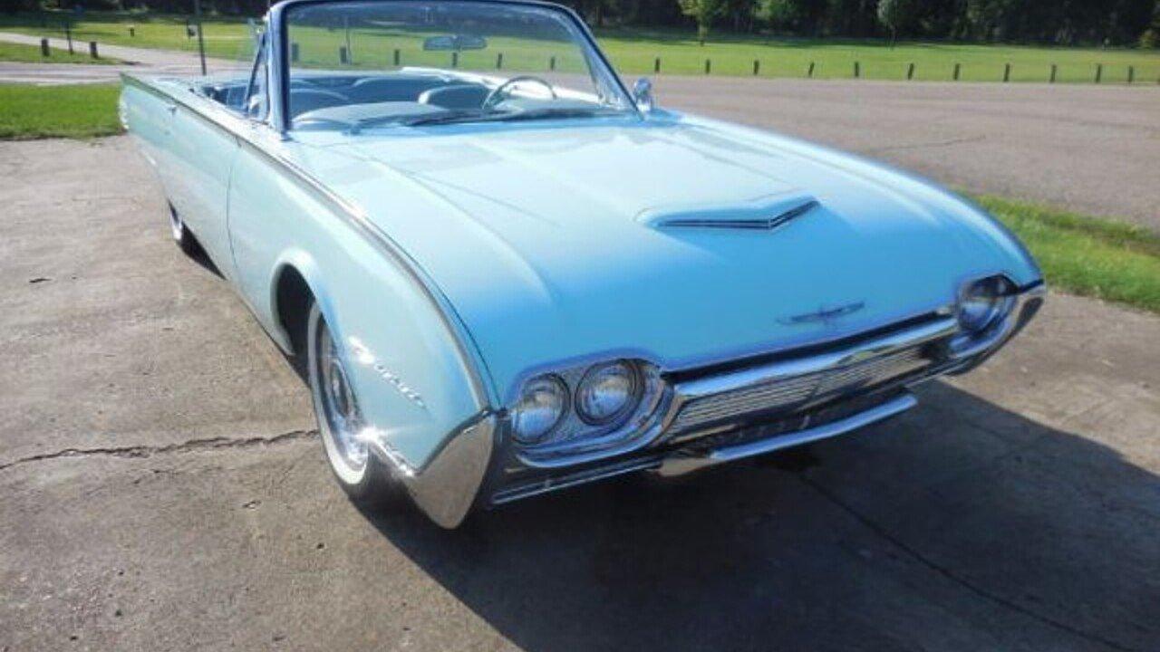 1961 Ford Thunderbird for sale near Cadillac, Michigan 49601 ...