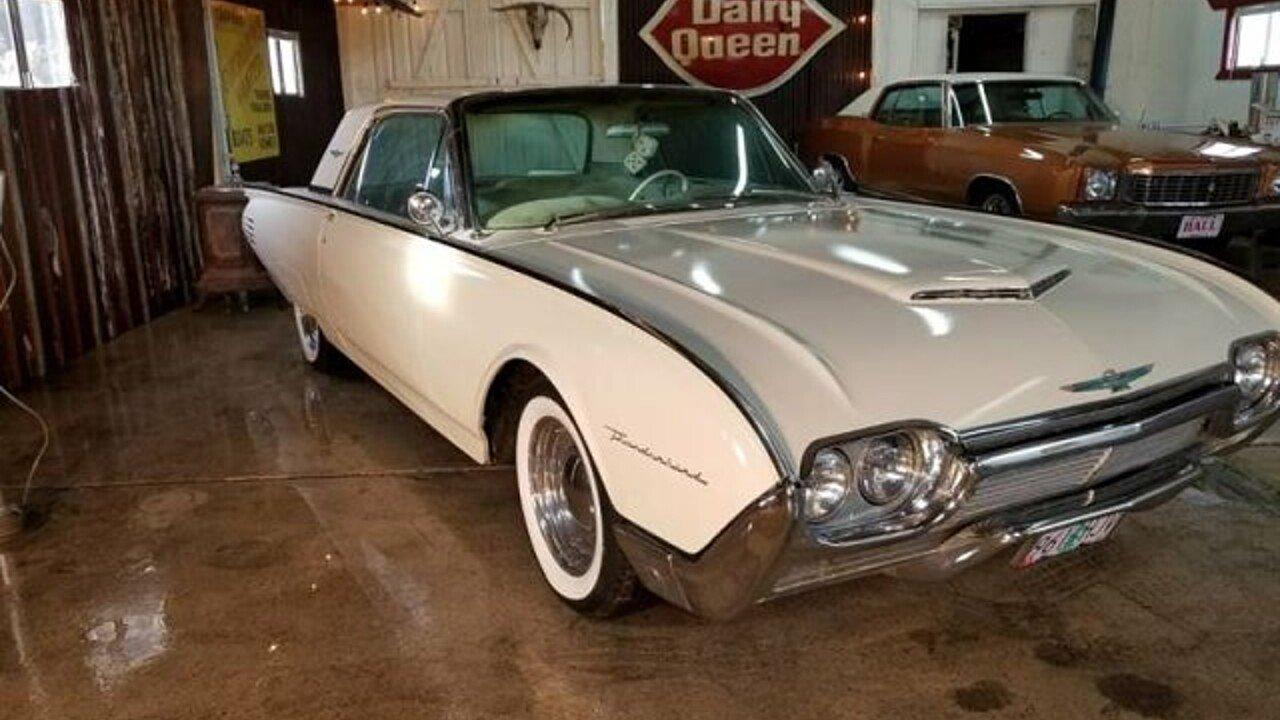 1961 Ford Thunderbird for sale near Redmond, Oregon 97756 - Classics ...
