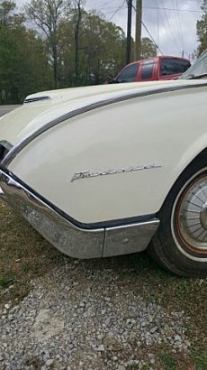 1961 Ford Thunderbird for sale 100977930