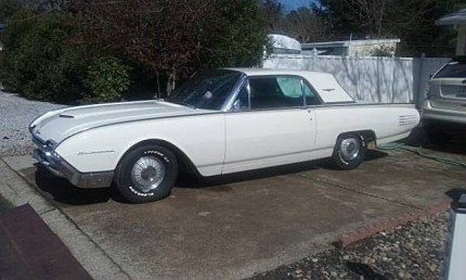 1961 Ford Thunderbird for sale 100990289