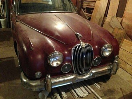 1961 Jaguar Mark II for sale 100826682